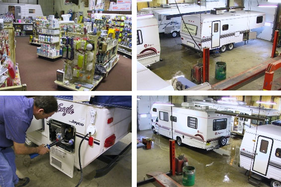 Fourwinds RV Parts and Services