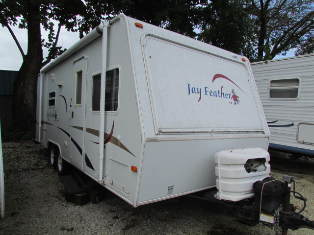 Lastest 2006 Jayco Eagle 278FBS  Travel Trailer Used In Scott LA For Sale By