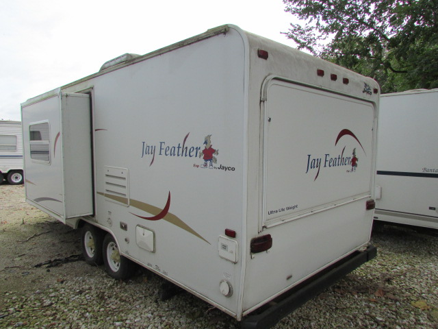 Brilliant Used 2006 Jayco Jay Feather 23B Travel Trailer For Sale