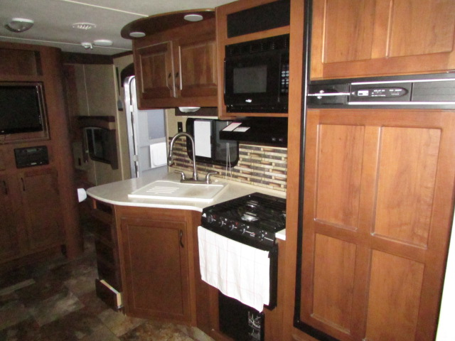 2014 Jayco 32TSBH Jay Flight travel trailer