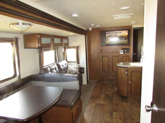 2017 Forest River 30QBSS Salem Travel Trailer