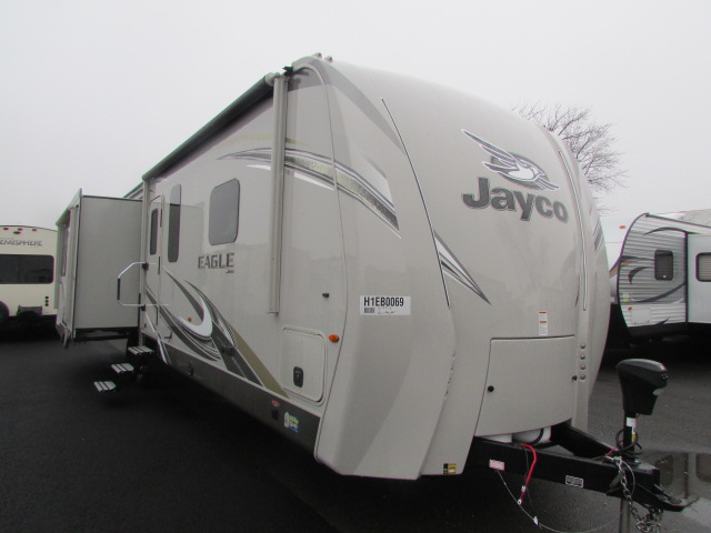 Luxury 2007 Jayco Eagle Travel Trailer For Sale In Grande Prairie