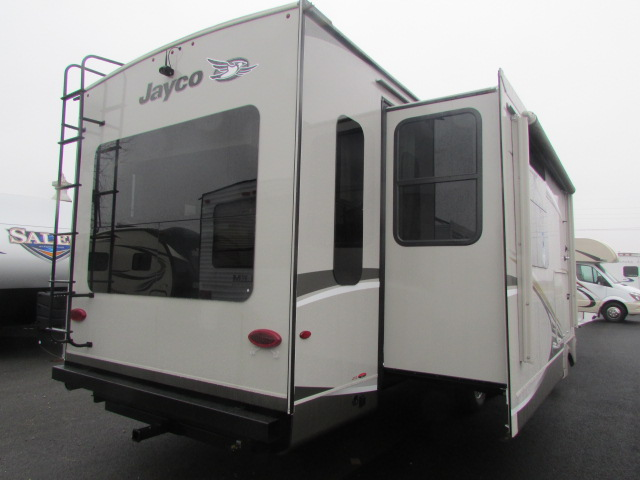 Cool 2015 Jayco Eagle 294QBOK Travel Trailer