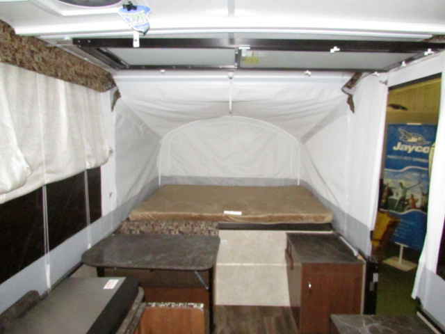 Original This Jayco Pop Up Trailer To DIY Teardrop Camper Renovation Is A Guest Post By Andy Bailley This Used To Be A Jayco Pop Up Trailer And I Renovated It Into A Teardrop Camper Its Now My Mobile Tiny House And I Thought You Might Enjoy
