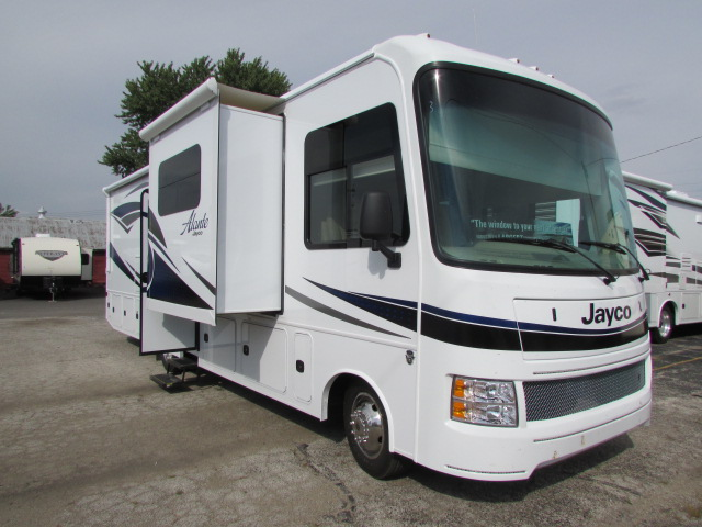 Awesome Middlebury, Indianabased Jayco, Inc Introduced A New Gas Class A Motorhome, The Alante Nationally Advertised At $79,995 Base Price For The 31L And 31V Models, The Alante Class A Motorhome Will Initially Be Available In Four Floor