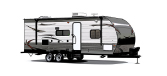 Four Winds Center Travel Trailer