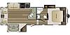 2017 Keystone Cougar X-Lite 28SGS 5th wheel trailer