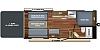 2020 Jayco Octane Super Lite 222 toy hauler travel trailer