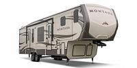 2019 Keystone Montana 3811MS 5th wheel trailer