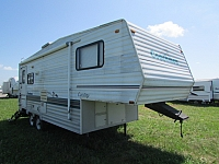 1997 Coachmen 251RL Catalina 5th wheel camper fixer upper