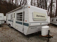 1997 Dutchmen Aristocrat 300FK travel trailer
