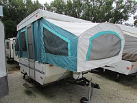 1999 Coachmen 8 Hunter fold down pop up camper