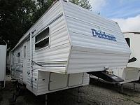 2001 Dutchmen 27BH 5th wheel trailer fifth wheel