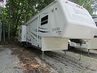2001 Jayco Designer Legacy 3590RLTS 5th Wheel Trailer
