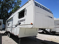 2001 Nu-Wa Hitchhiker 295RLBG 5th wheel trailer