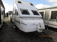 2002 A-Liner Expedition folding pop up camper trailer