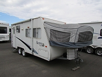 2002 Aerolite 19 Cub travel trailer