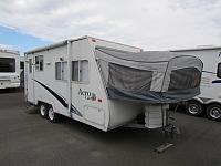 2002 Aerolite 19 Cub travel trailer