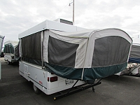 2002 Fleetwood Coleman Cottonwood folddown folding tent pop up camper