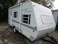 2003 Cruiser Fun Finder 189FD travel trailer