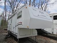 2003 Jayco Eagle 243RK 5th fifth wheel trailer