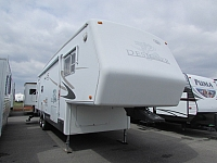 2004 JAYCO 31RLS DESIGNER FIFTH WHEEL