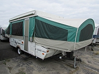 2005 Coachmen 1271ST Clipper folddown folding tent pop up camper