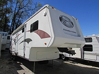 2005 Crossroads Paradise Pointe 32BHDS 5th fifth wheel trailer