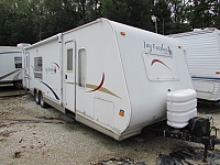2005 Jayco 29N Jay Feather travel trailer