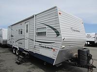 2006 Coachmen 28BHS Cascade travel trailer