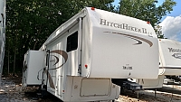 2006 Nu Wa Hitchhiker II 32.5UKTG 5th fifth wheel trailer