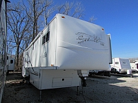 2007 Alfa 35RL See Ya 5th wheel trailer