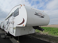 2007 COACHMAN 269BHS CHAPPAREL FIFTH WHEEL