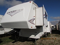 2007 CROSSROADS 30SK CRUISER FIFTH WHEEL