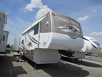 2007 FOREST RIVER 362BTS CEDAR CREEK FIFTH WHEEL
