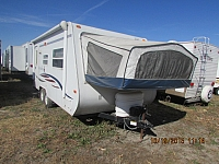 2007 JAYCO 19H JAY FEATHER TRAVEL TRAILER