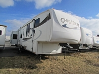 2007 KEYSTONE 34SBH CHALLENGER FIFTH WHEEL