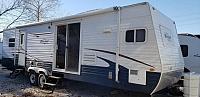 2007 Keystone Hornet 33FKDS travel trailer