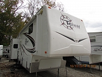 2008 Fleetwood Terry 295TSRL 5th Wheel Trailer