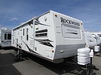 2008 Forest River Rockwood Signature 8296SS travel trailer