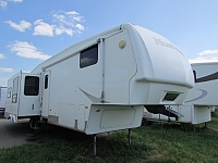 2008 Keystone Mountaineer Montana 336RLT 5th wheel trailer
