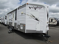 2009 FOREST RIVER 29VFKS V CROSS TRAVEL TRAILER