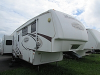 2009 Keystone Montana (Mountaineer Edition) 325RLT 5th wheel trailer