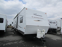 2011 COACHMEN 38BHDS CATALINA TRAVEL TRAILER