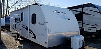 2011 Coachmen Freedom Express LTZ 230BH travel trailer