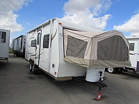 2011 Forest River Flagstaff Shamrock 233S Travel Trailer