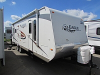 2011 Jayco Eagle Super Lite 298 RLS travel trailer