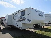 2011 KZ Durango 1500 D275RL 5th wheel trailer