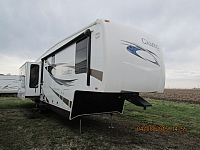 2012 Carriage Cameo 37RSQ 5th Wheel Trailer