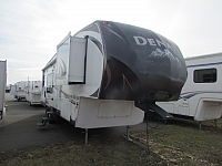 2012 DUTCHMEN 290RKS DENALI FIFTH WHEEL